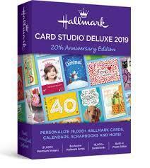 Hallmark Card Studio 2019 Deluxe v20.0.0.9 Full Crack+Key Free Download